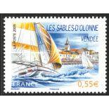 Timbre France N° 4334 neuf sans charnière