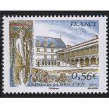 Francobolli francesi N ° 4367 Nuevo non linguellato