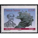 Francobolli francesi N ° 4393 Nuevo non linguellato