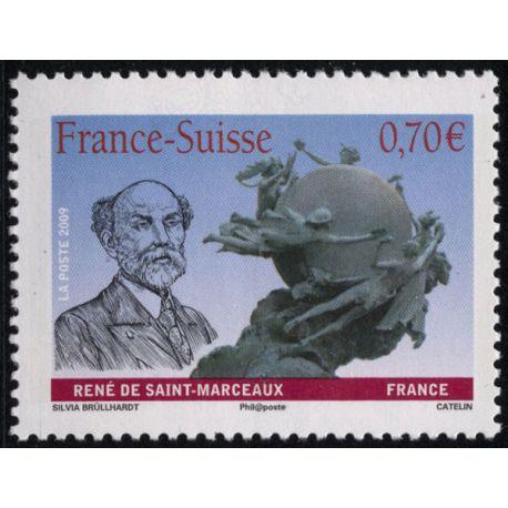Timbre France N° 4393 neuf sans charnière