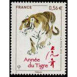 Timbre France N° 4433 neuf sans charnière