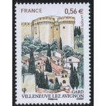 Francobolli francesi N ° 4442 Nuevo non linguellato