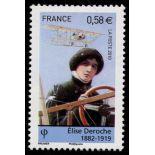 Francobolli francesi N ° 4504 Nuevo non linguellato