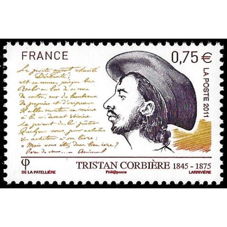 Timbre France N° 4536 neuf sans charnière