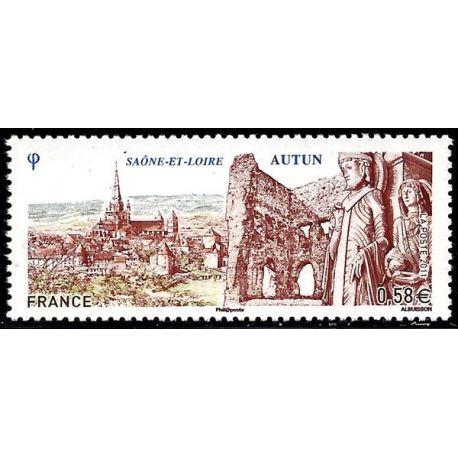 Timbre France N° 4552 neuf sans charnière