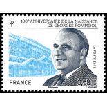 Francobolli francesi N ° 4561 Nuevo non linguellato