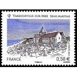 Francobolli francesi N ° 4562 Nuevo non linguellato