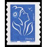 Francobolli francesi N ° 4127 Nuevo non linguellato