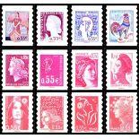 Französisch Briefmarken N ° 4287/98 Postfrisch