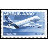 Air mail french stamp N° 69 Mint NH