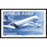 Timbre poste aérienne France N° 69 neuf sans charnière