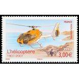 La posta aerea francese francobollo N ° 70 Nuevo non linguellato