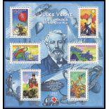 Briefmarken Reihe von France N ° 3789/94 Postfrisch