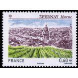 Timbre France N° 4645 neuf sans charnière