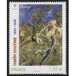 Francobolli francesi N ° 4716 Nuevo non linguellato