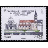 Francobolli francesi N ° 4743 Nuevo non linguellato