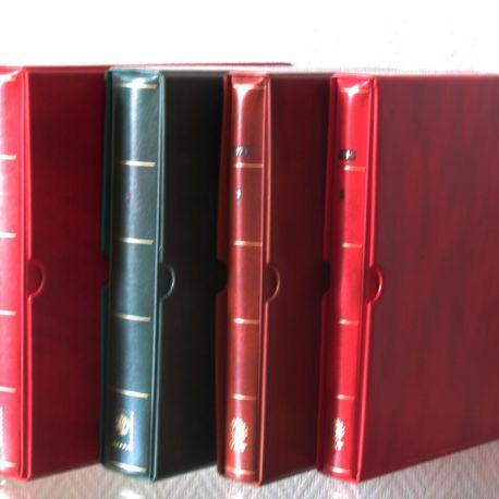 A SAISIR 2 Reliures Supra + 2 Supramax + feuilles 1971/2007