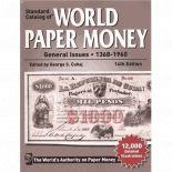 Guida mondiale dei biglietti di banca da 1398 al 1960