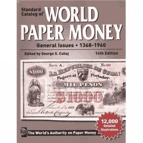 Guide mondial des billets de banque de 1398 à 1960