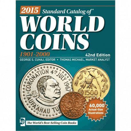 Guide mondial des pièces de 1901 à 2000