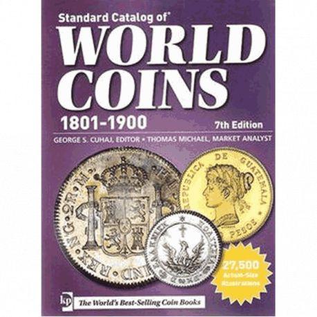 Guide mondial des pièces de 1801 à 1900