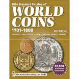 Guide mondial des pièces de 1701 à 1800