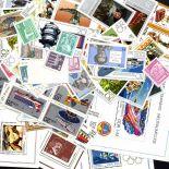 Allemagne de l'Est - Année 1980 complète timbres neufs