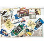 Allemagne de l'Est - Année 1982 complète timbres neufs