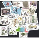 Berlino - Germania Federale - anno 1983 completa francobolli nuovi
