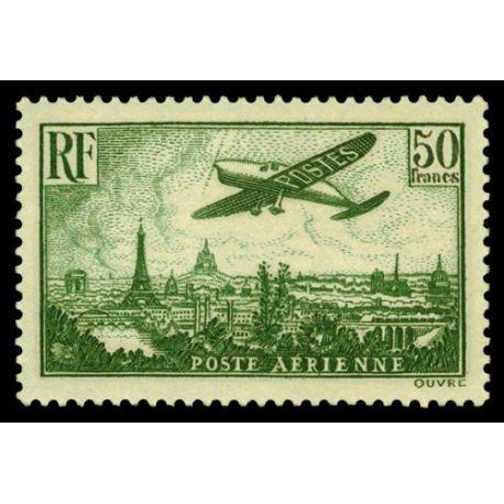 Timbre poste aérienne France N° 14 neuf avec charnière