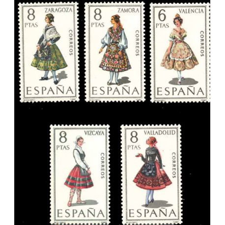 Espagne 2000 Année complète neuve