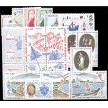 St Pierre et Miquelon - Année 1989 complète **