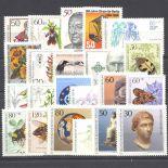 Berlin - Allemagne Fédérale - Année 1984 complète timbres neufs