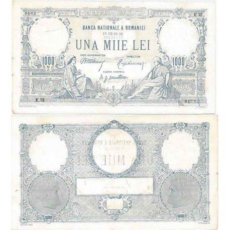 Roumanie- Pk n° 23- Billet de 1000 Lei