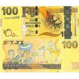 Banknote collection Fiji Pick number 119 - 100 Dollar