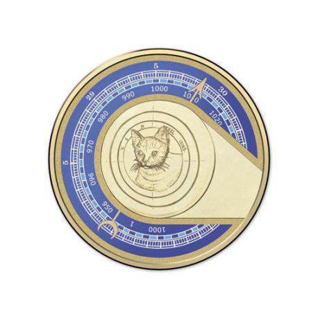 Australie - Mascote du HMAS Encounter - Pièce de 1$ - 2015