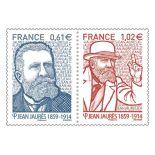 Timbre France N° 4869/4870 neuf sans charnière