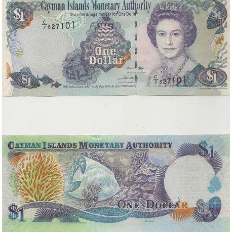 Caimanes - Pk N° 999 - Billet de 1 Dollars