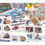 Sammlung Von 54 Postfrische Briefmarken Mikronesien