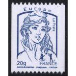 France Self-adhesive N° 864A - Mint