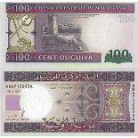 Billet de banque collection Mauritanie - PK N° 16 - 100 Quguiya