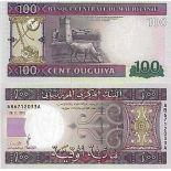 Collezione di banconote Mauritania Pick numero 16 - 100 Quguiya 2011