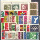 Allemagne RFA Année 1969 Complète neuves