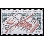 Briefmarkensammlung St. Pierre und Miquelon - Yvert et Tellier Nr 470 - Postfrische