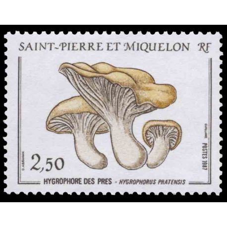 Briefmarkensammlung St. Pierre und Miquelon - Yvert et Tellier Nr 475 - Postfrische