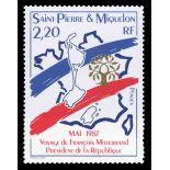 Colección de sellos San Pedro y Miquelón - Yvert et Tellier N ° 478 - Nuevos Sin Charnela