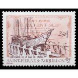 Collezione di francobolli Saint-Pierre e Miquelon - Yvert et Tellier No. 479 - Nuovo Non Linguellato