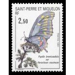 Briefmarkensammlung St. Pierre und Miquelon - Yvert et Tellier Nr 534 - Postfrische