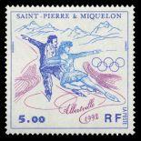 Timbre collection Saint Pierre et Miquelon - Yvert et Tellier N° 559 - Neuf sans charnière