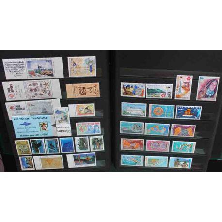 Caledonie Nueva Colección De Sellos Nuevos Sin Charnela